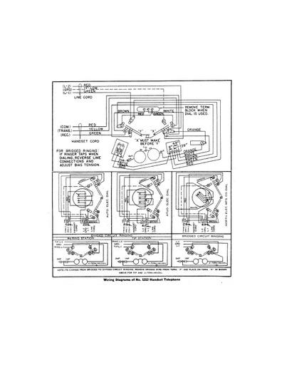 candlestick telephone wiring diagram stromberg carlson  stromberg carlson